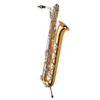 Yanagisawa B9930 Baritone Saxophone - Sterling Silver Body/Neck