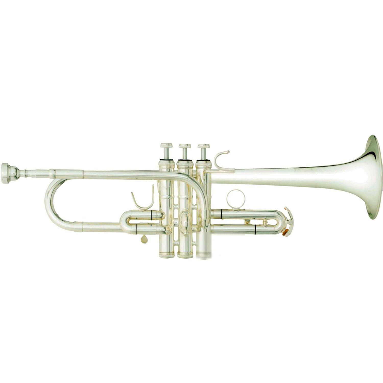 "B&S ""Challenger II"" Professional Eb/D Trumpet"