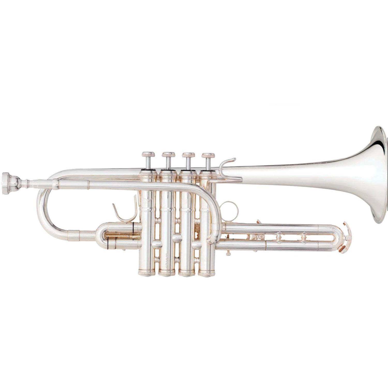 "B&S ""Challenger II"" Professional Eb/E Trumpet"