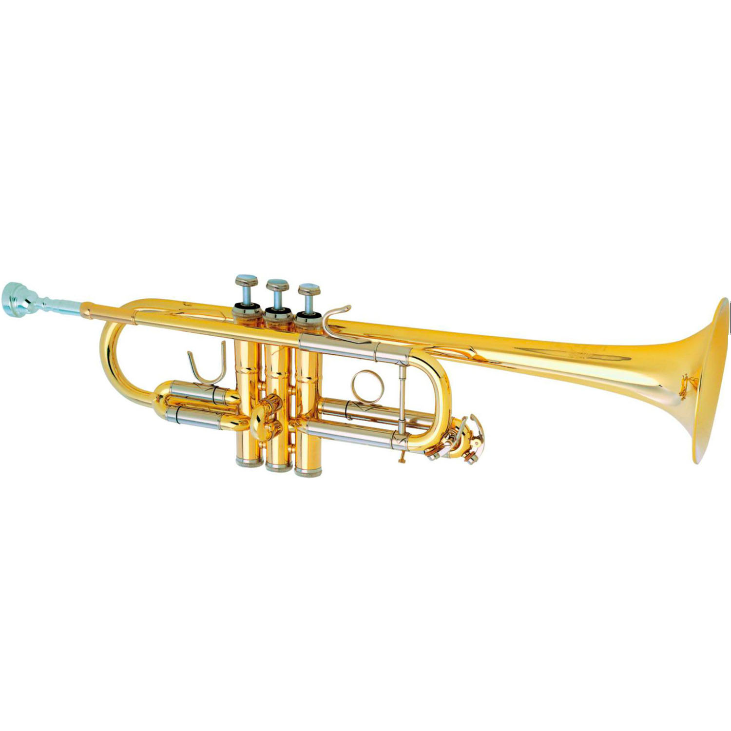 "B&S ""Challenger II"" Professional C Trumpet - Reverse Leadpipe"