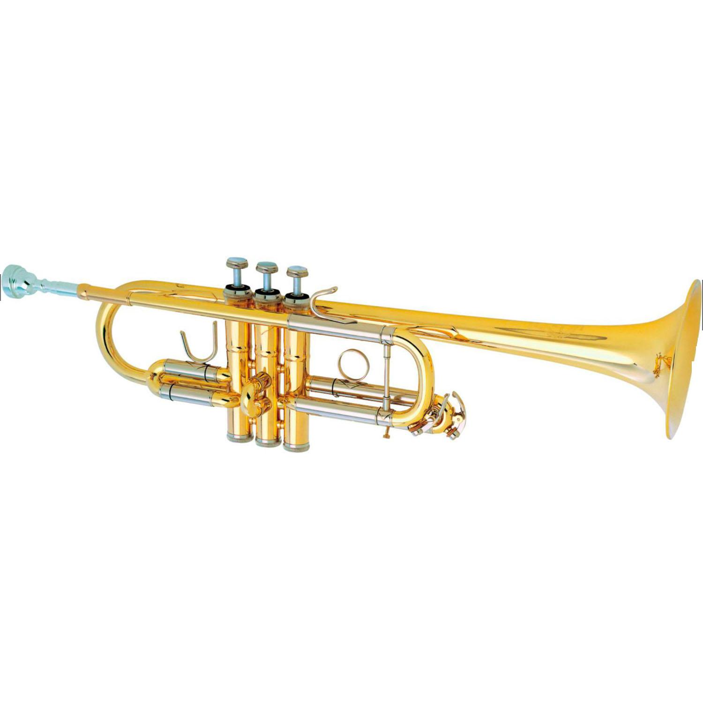 """B&S """"Custom Challenger II"""" C Trumpet"""