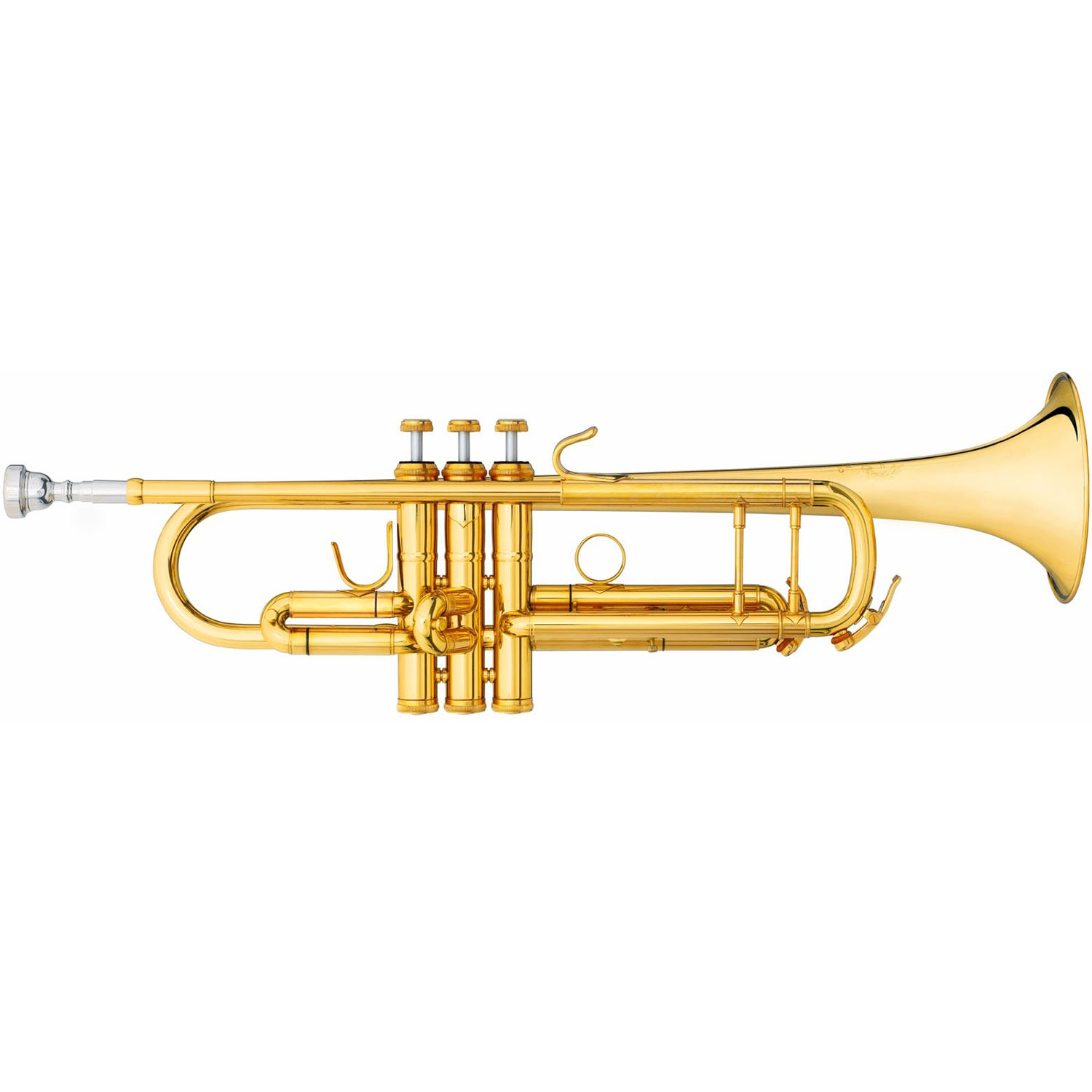 "B&S ""Challenger I"" Professional Bb Trumpet - Dark Gold Lacquer - $100.00 Instant Rebate"