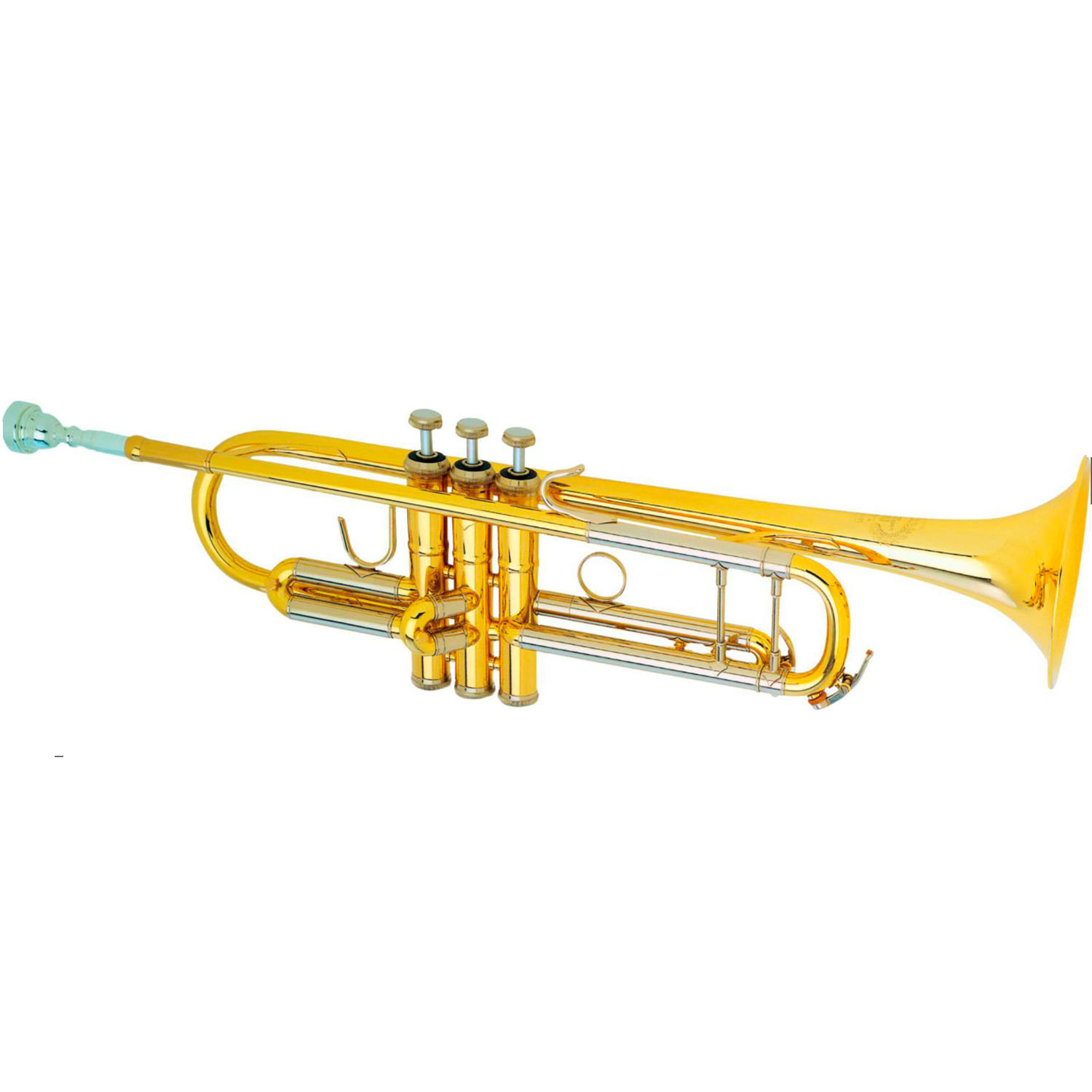 "B&S ""Challenger II"" Professional Bb Trumpet - #37 Bell - Lacquer Finish"