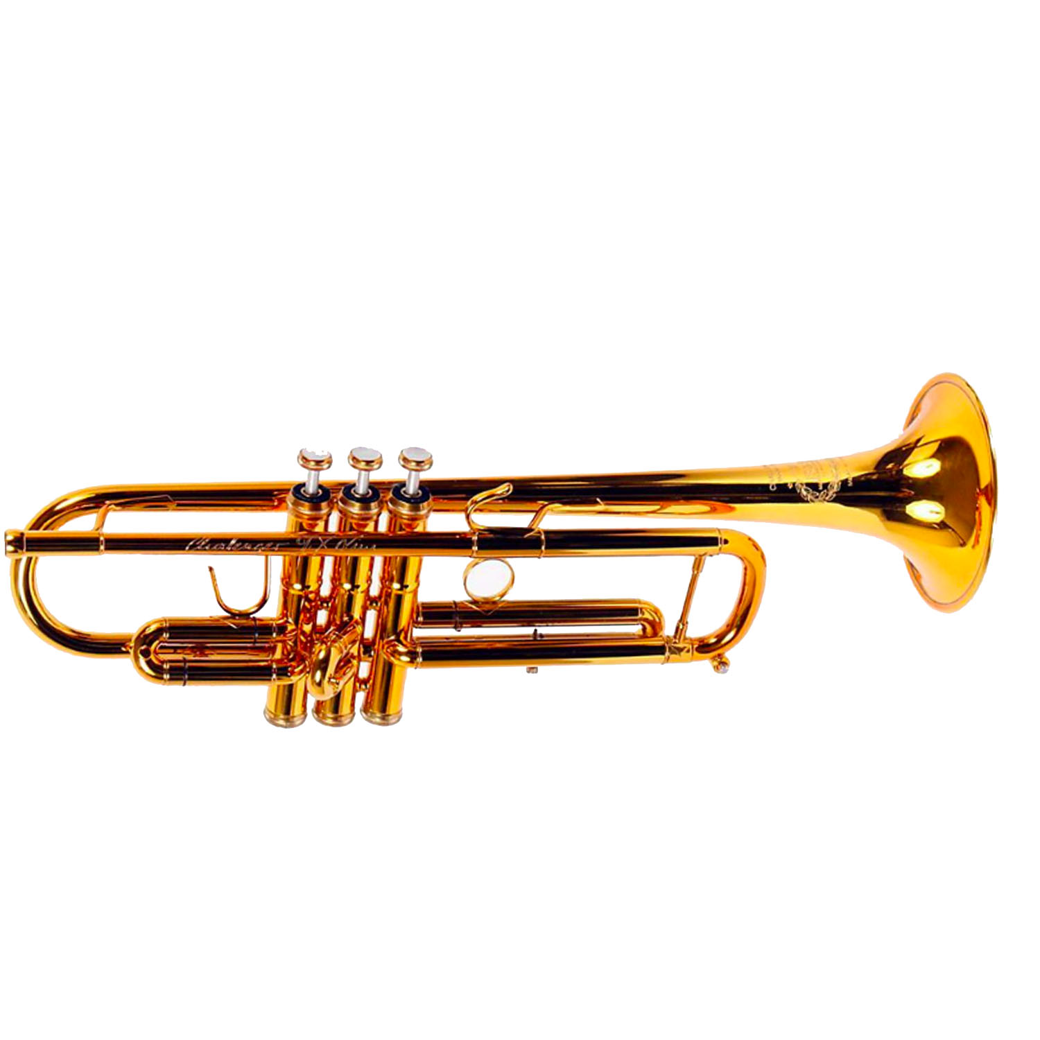 "B&S ""Challenger II"" Professional Bb Trumpet - #37 Bell - Lacquer Finish - Reverse Leadpipe"