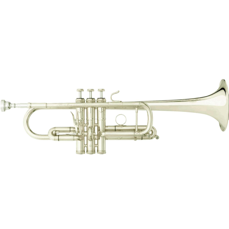 "B&S ""X-Series"" Professional C Trumpet - DCX Model - 2 Bells Included!"