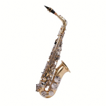FE Olds Student Alto Saxophone - Nickel Plated Keys