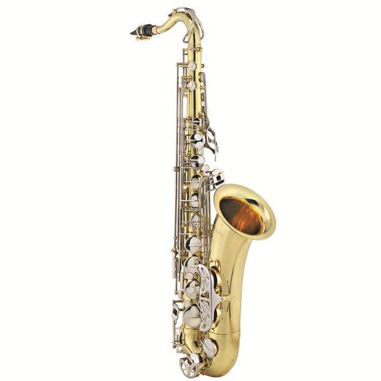 FE Olds Student Tenor Saxophone - Nickel Plated Keys