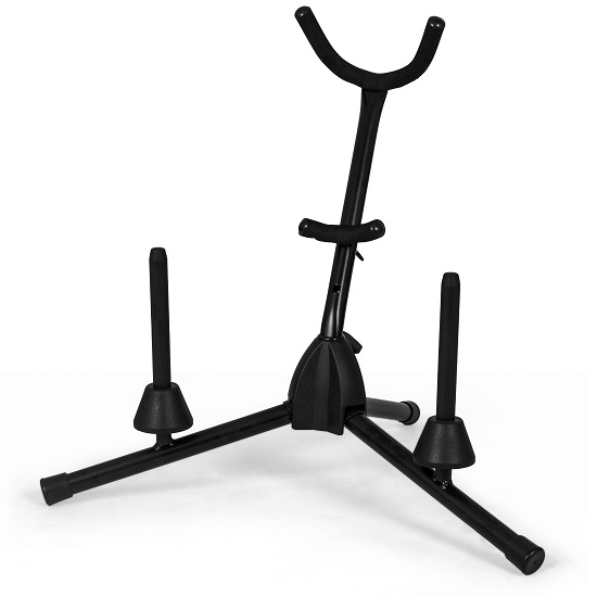 Nomad Saxophone Stand with Double Pegs