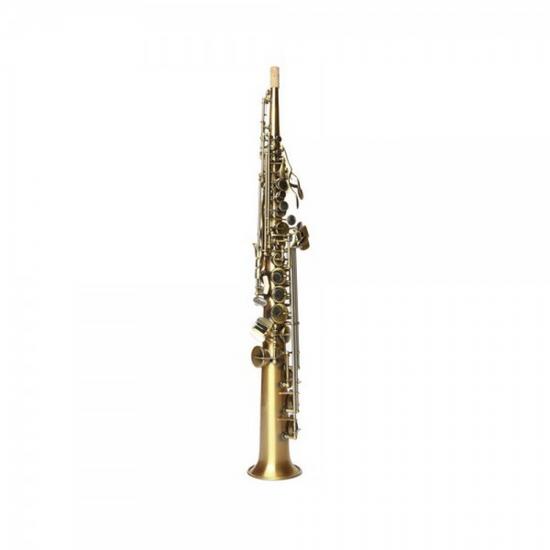 Dakota Soprano Saxophone - Anique Finish