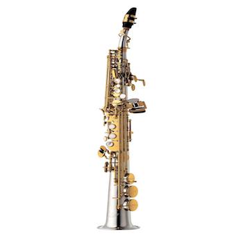 Yanagisawa SS9930 Soprano Saxophone - Sterling Body