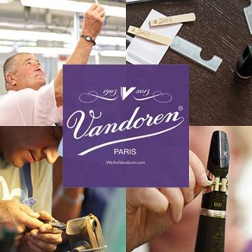 Vandoren mouthpieces