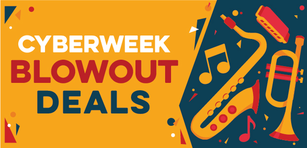 Cyberweek Blowout Deals