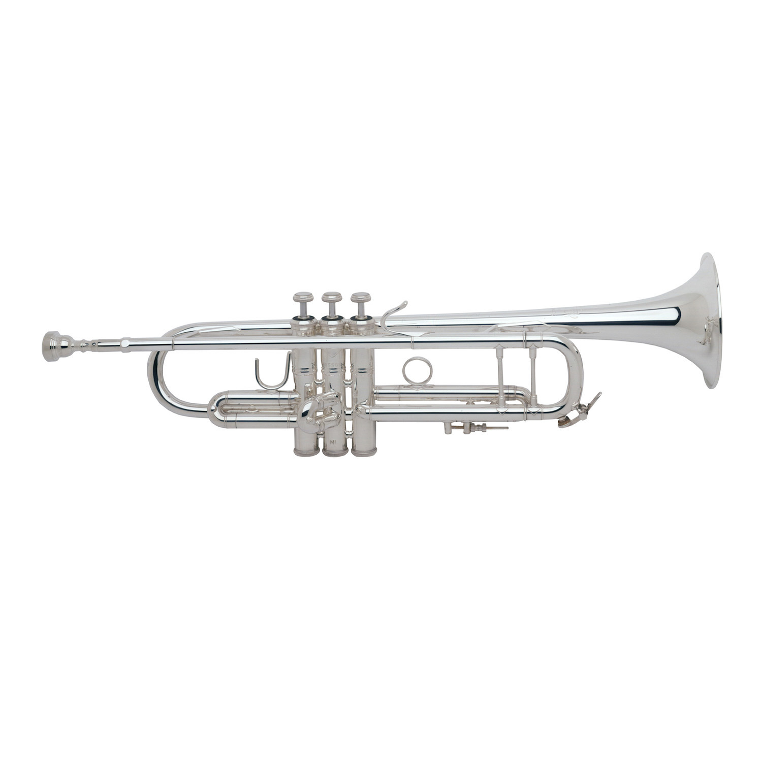 Bach Stradivarius 37 Bb Trumpet - Silver Plating - $250 INSTANT REBATE (Shown in Cart)