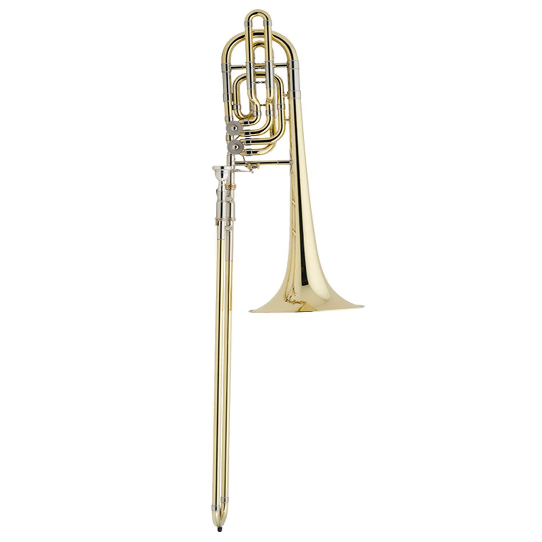 Bach Stradivarius Large Bell 50B3L Bass Trombone