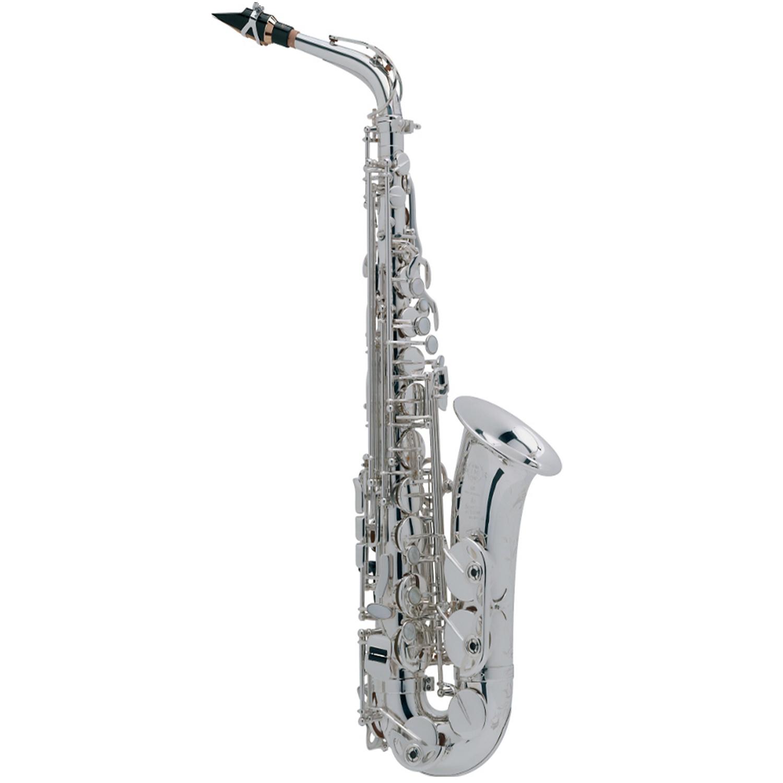 Selmer (Paris) Jubilee Series II Alto Saxophone - Silver Plating