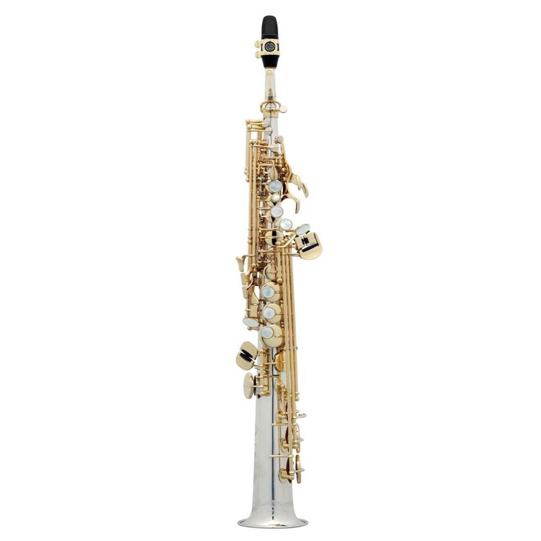Selmer (Paris) Jubilee Series III Soprano Saxophone - Sterling Silver