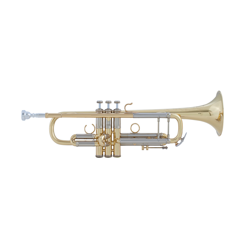 "Bach Stradivarius ""Artisan Collection"" Bb Trumpet - Silver Plating"