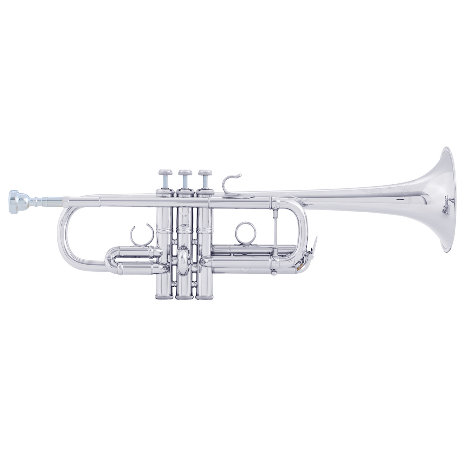 "Bach Stradivarius ""Artisan Collection"" C Trumpet - Silver Plating - $250 INSTANT REBATE (Shown in Cart)"