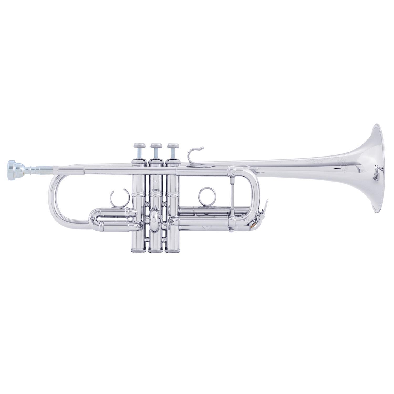 Bach Stradivarius Artisan Collection C Trumpet - Silver Plating