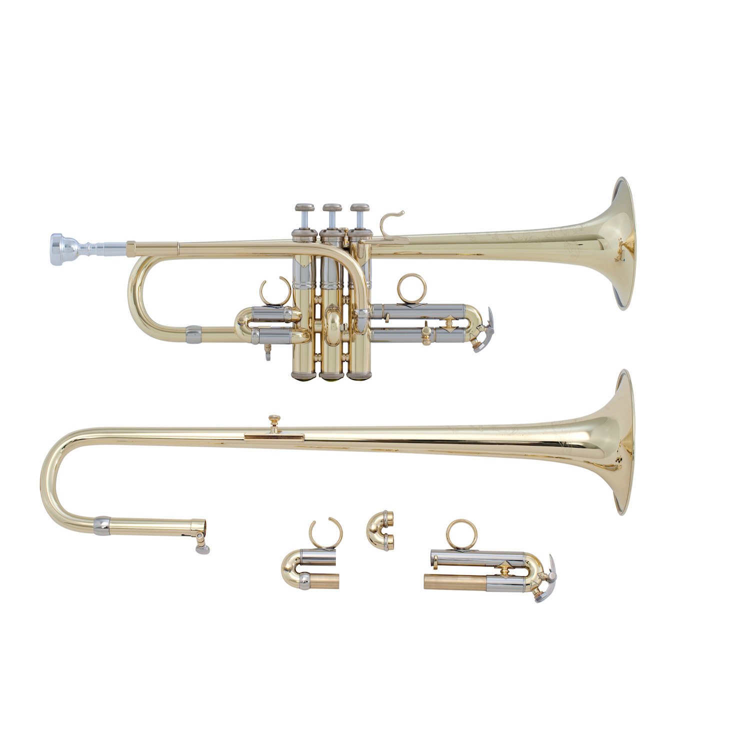 "Bach Stradivarius ""Artisan Collection"" Eb/D Trumpet"