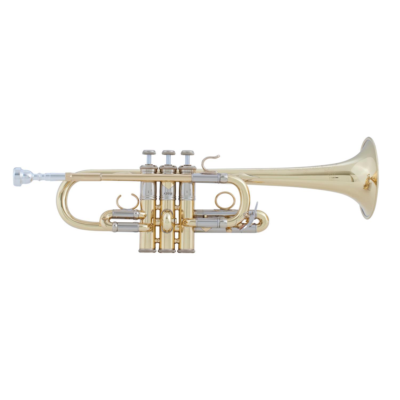"Bach Stradivarius ""Artisan Collection"" Eb Trumpet"