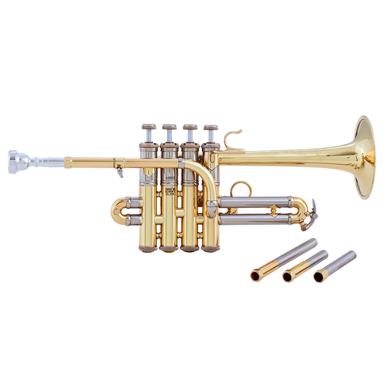 "Bach Stradivarius ""Artisan Collection"" Piccolo Trumpet"