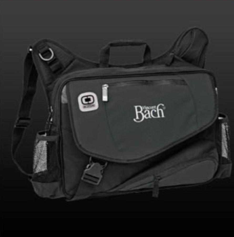 Bach Logo Messenger Bag