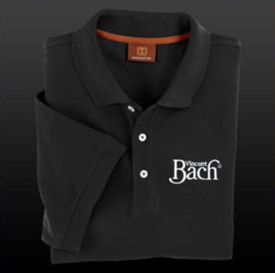 Bach Logo Cotton Polo