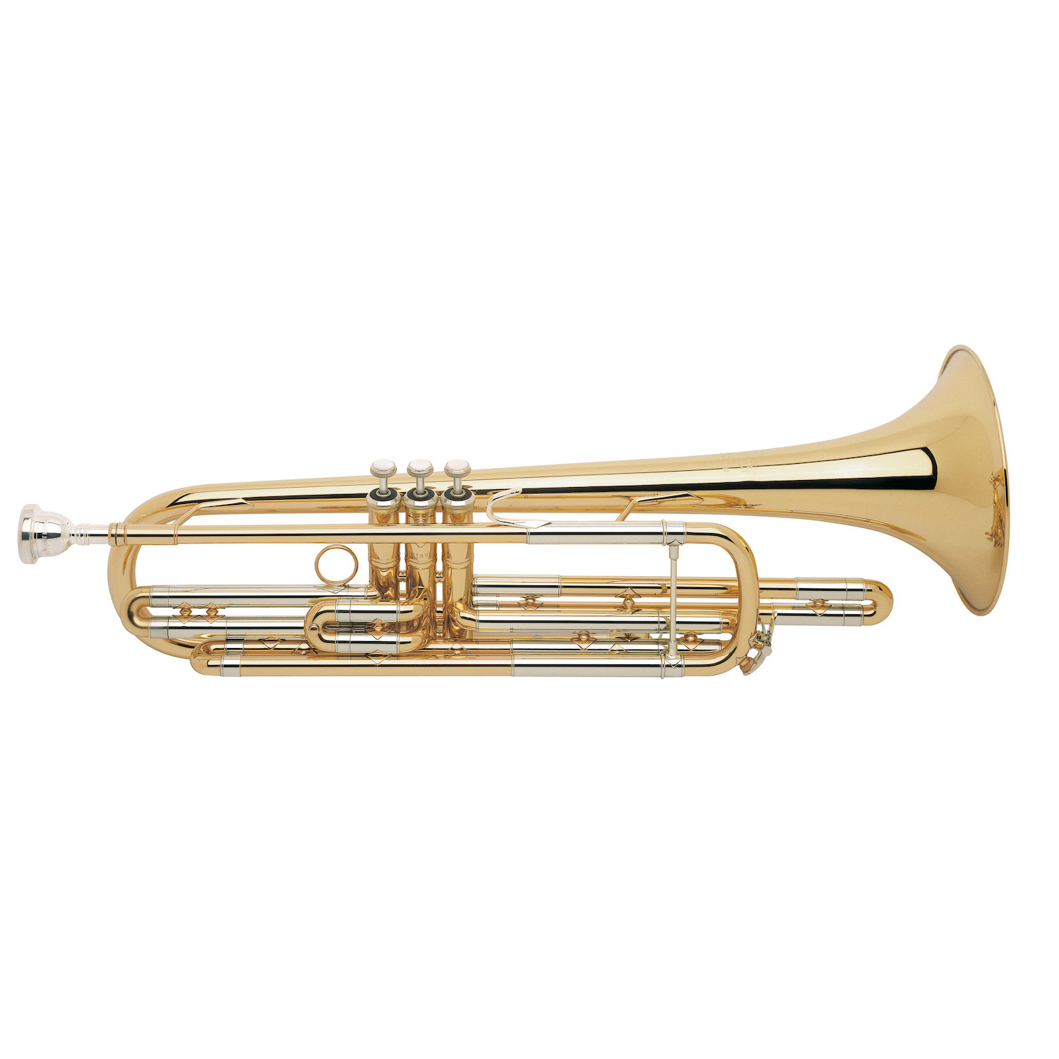 Bach Stradivarius Bass Trumpet - $250 INSTANT REBATE (Shown in Cart)