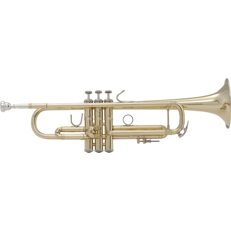 Bach Stradivarius 72 Bb Trumpet - Reverse Leadpipe