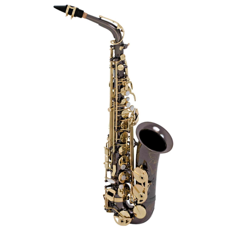 """Selmer """"La Voix II"""" Alto Saxophone - Black Lacquer"""