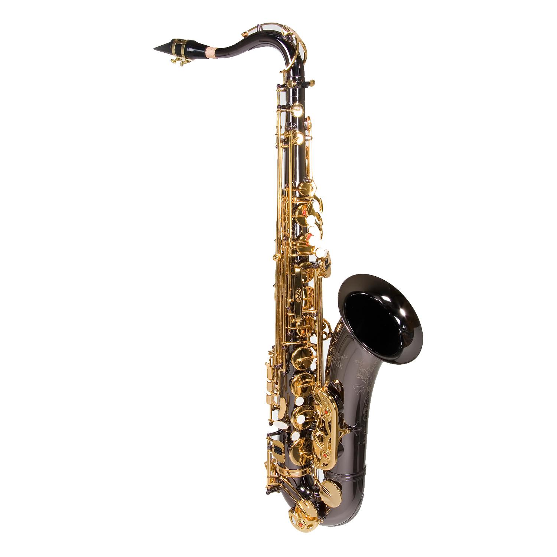 """Selmer """"La Voix II"""" Tenor Saxophone - Black Nickel"""
