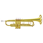 "King ""Ultimate"" Marching Trumpet"