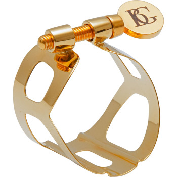 BG Tradition Alto Saxophone Ligature and Cap - Multiple Finishes
