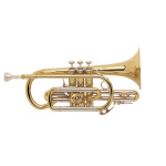 Bach Stradivarius Cornet - Shepherd's Crook - $250 INSTANT REBATE (Shown in Cart)