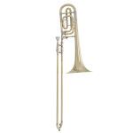 Bach Stradivarius 50B Bass Trombone - Single Rotor System