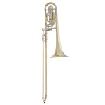 Bach Stradivarius 50B2 Bass Trombone - Dependent Double Rotor System