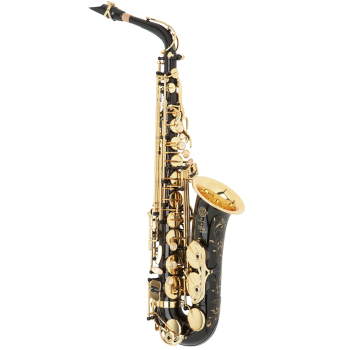 Selmer (Paris) Jubilee Series II Alto Saxophone - Black Lacquer - $250 INSTANT REBATE (Shown in Cart)
