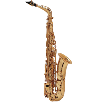 Selmer (Paris) Jubilee Series II Alto Saxophone - Lacquer - $250 INSTANT REBATE (Shown in Cart)