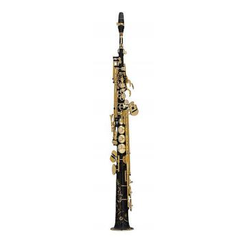 Selmer (Paris) Jubilee Series III Soprano Saxophone - Black Lacquer