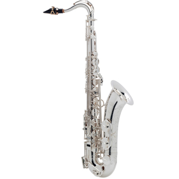 Selmer (Paris) Jubilee Series II Tenor Saxophone - Silver Plating - $250 INSTANT REBATE (Shown in Cart)