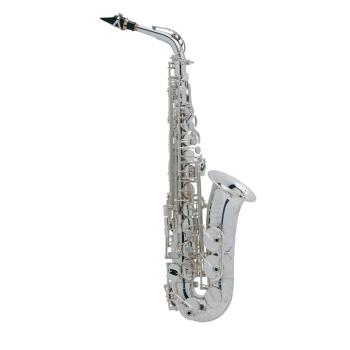 Selmer (Paris) Jubilee Series III Alto Saxophone - Silver Plating