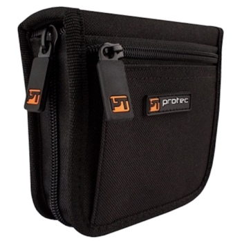 Pro Tec Zippered Double Tuba Mouthpiece Pouch