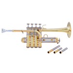 "Bach Stradivarius ""Artisan Collection"" Piccolo Trumpet"
