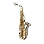 Yanagisawa WO Series Elite Alto Saxophone - Sterling Silver Body, Bell and Neck - $250 INSTANT REBATE (Shown in Cart)