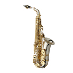 Yanagisawa WO Series Elite Alto Saxophone - All Sterling Silver - $250 INSTANT REBATE (Shown in Cart)
