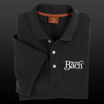 Bach Logo Cotton Polo