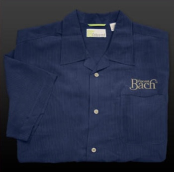 Bach Logo Camp Shirt