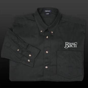 Bach Logo Twill Shirt