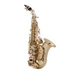 Yanagisawa SC9930 Curved Soprano Saxophone - Sterling Silver Body & Neck